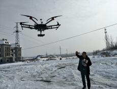 新一代探矿用无人机